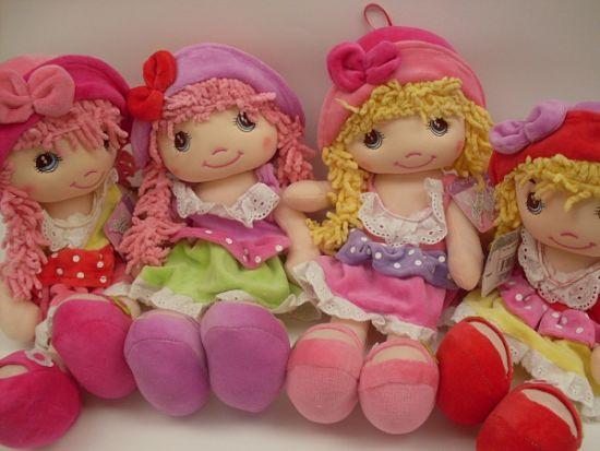 Ganar dinero con la confección de muñecas de trapo