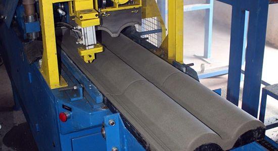 Cómo montar una fábrica de tejas de concreto