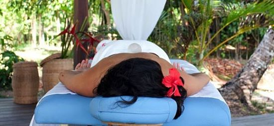 Dar masajes al aire libre o abrir una sala de masajes