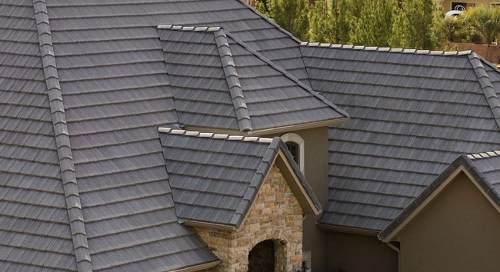 C mo montar una f brica de tejas de concreto for Techos de concreto para casas