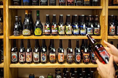 tienda de cervezas especiales