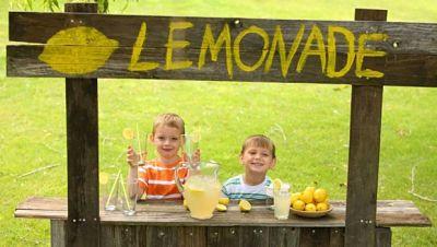 Cómo montar un puesto de limonada