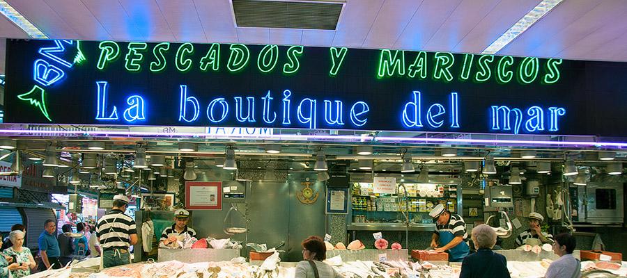 Foto de la pescadería: Boutique del mar.