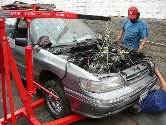Como iniciar un negocio de rectificación de motores