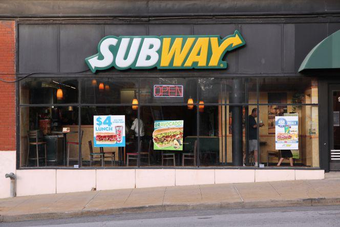 Cómo abrir una franquicia de Subway