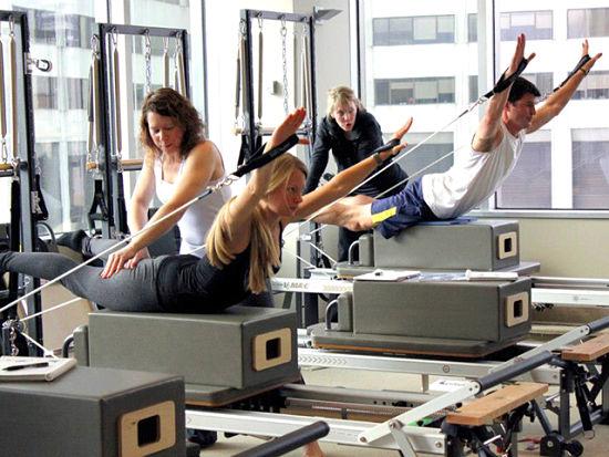 Cómo armar un estudio de pilates