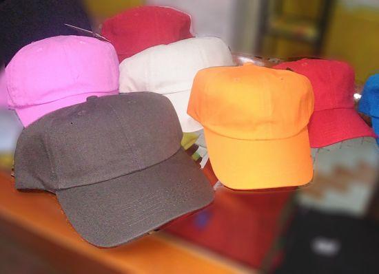 Cómo montar una fábrica de gorras