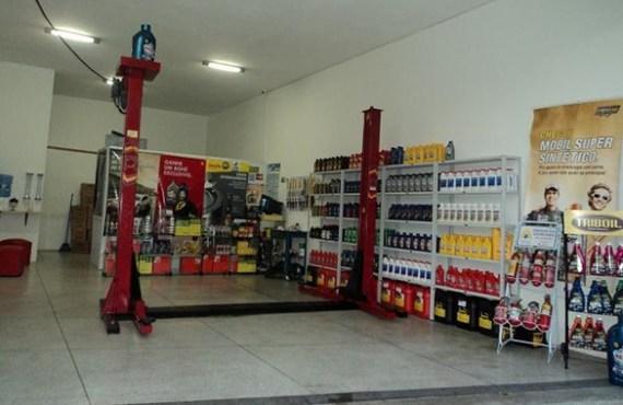 Cómo montar una tienda de cambio de aceite