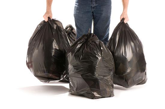 Cómo montar una fábrica de bolsas de basura