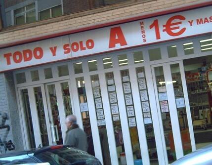 Cómo abrir una tienda de todo a 1 euro o todo 1 dólar