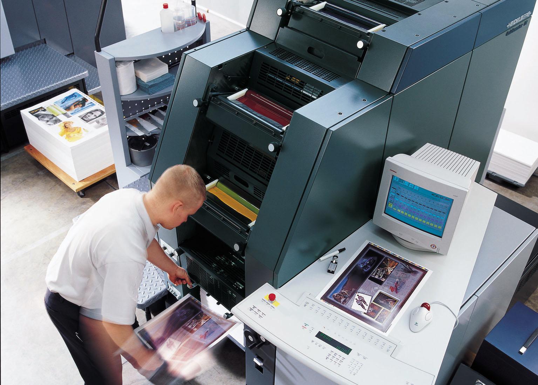 Cómo montar un negocio de imprenta