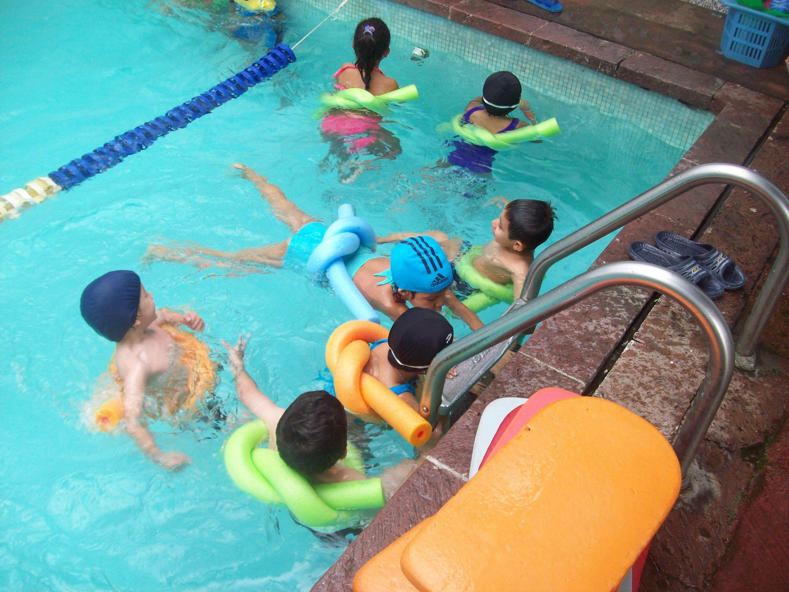 Cómo montar una escuela de natación