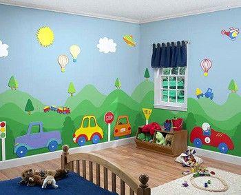 Servicio de decoración de cuarto de bebés