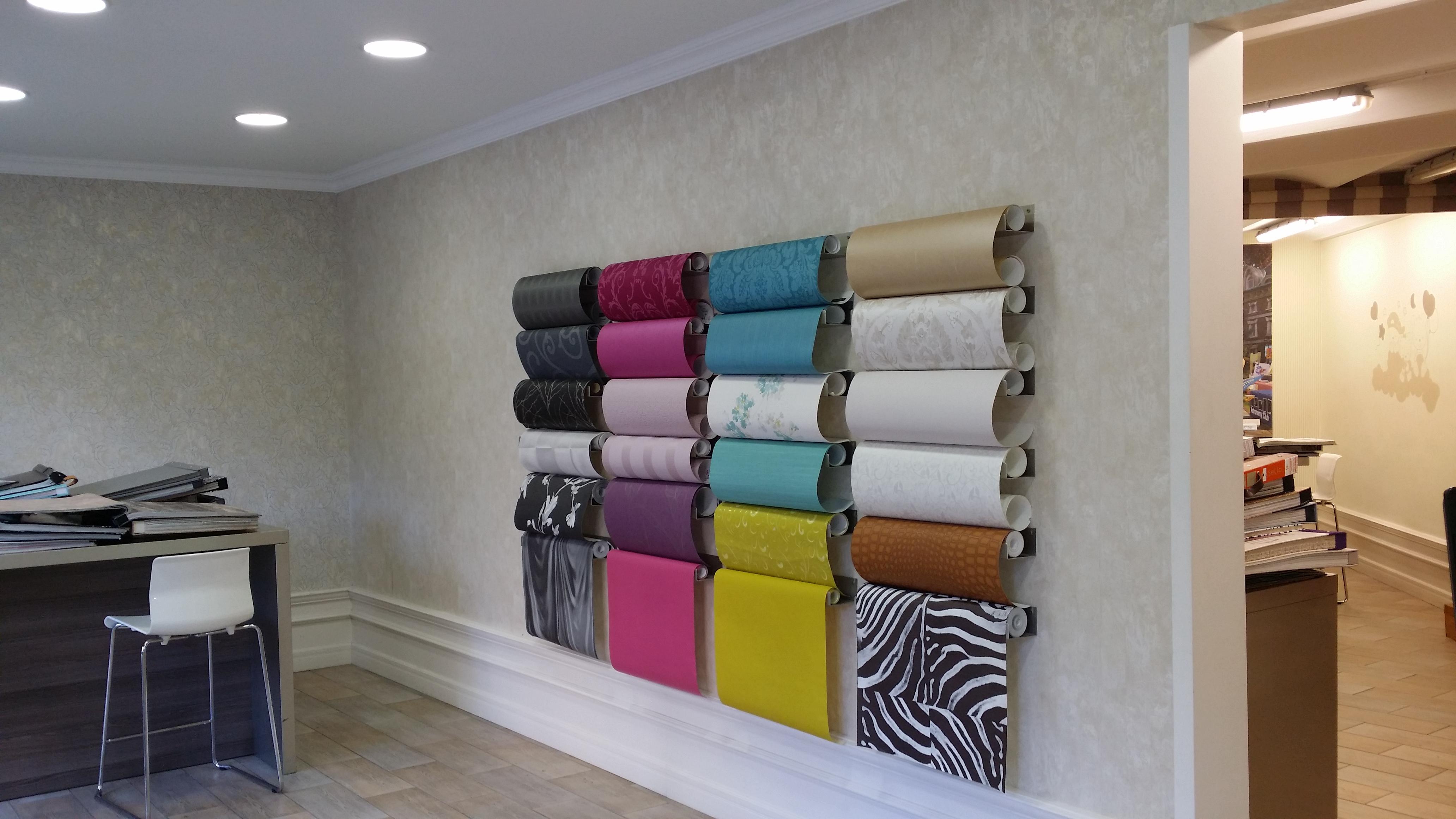 Cómo abrir una tienda de papel pintado de pared