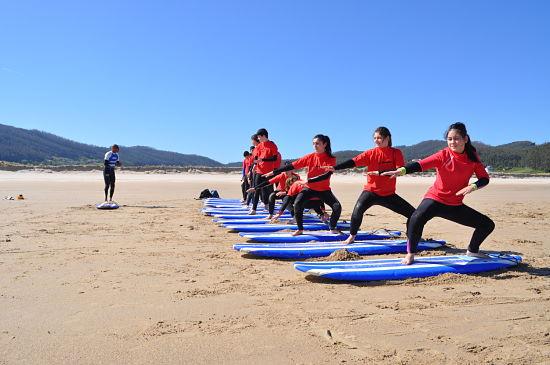 Cómo ganar dinero dando clases de surf