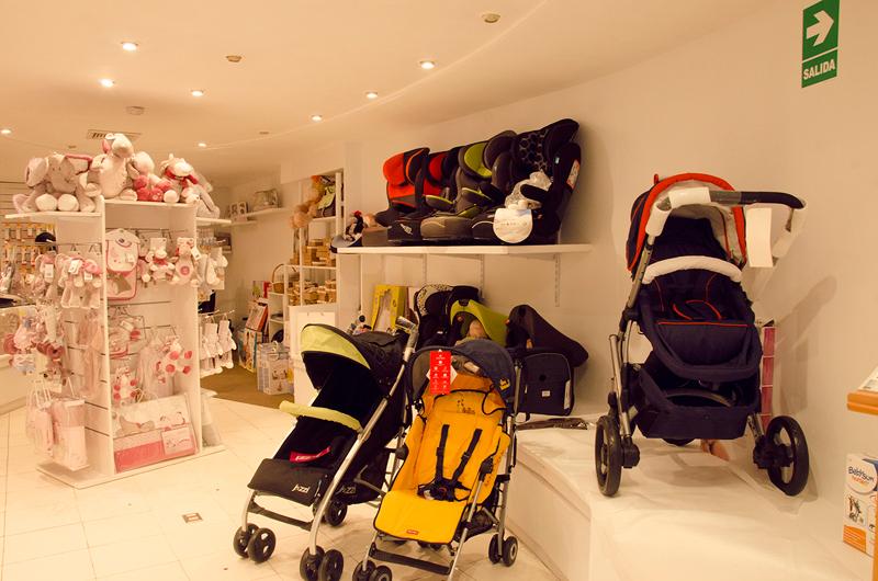 Tiendas Muebles Bebe : Cómo montar una tienda de artículos para bebés