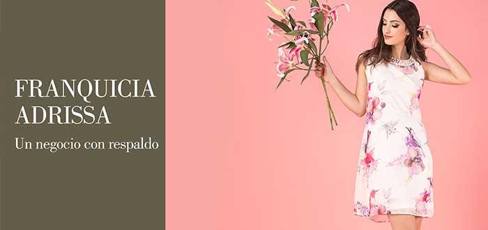 Adrissa franquicia de ropa de Colombia