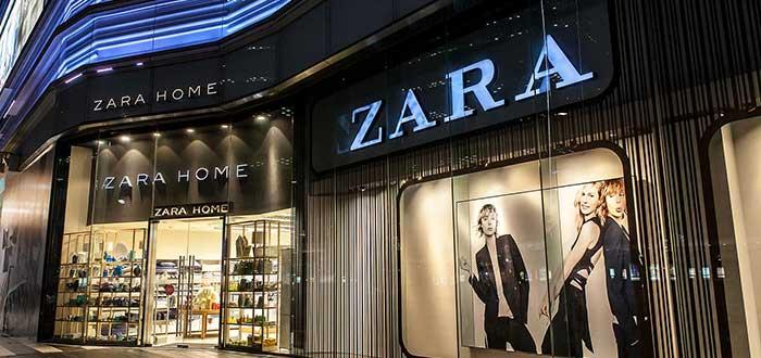 Franquicias de ropa Zara