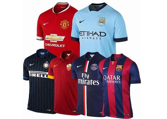 89b39d804398c Dónde comprar camisetas de equipos de fútbol para revender