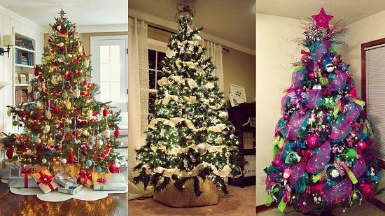 10 productos rentables para vender en navidad - Comprar arboles de navidad decorados ...