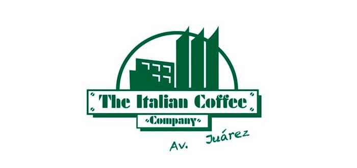 logo the italian coffee