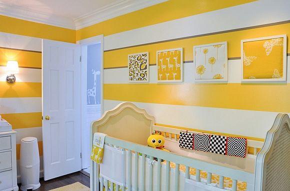 Cómo iniciar un negocio de decoración de cuartos de bebés