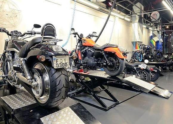 Cómo montar un taller de motos