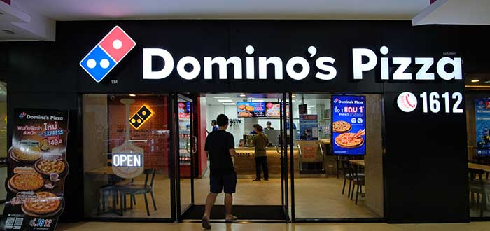 Domino-Pizza-local-dentro-de-un-centro-comercial