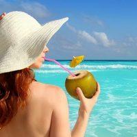 Cómo vender agua de coco
