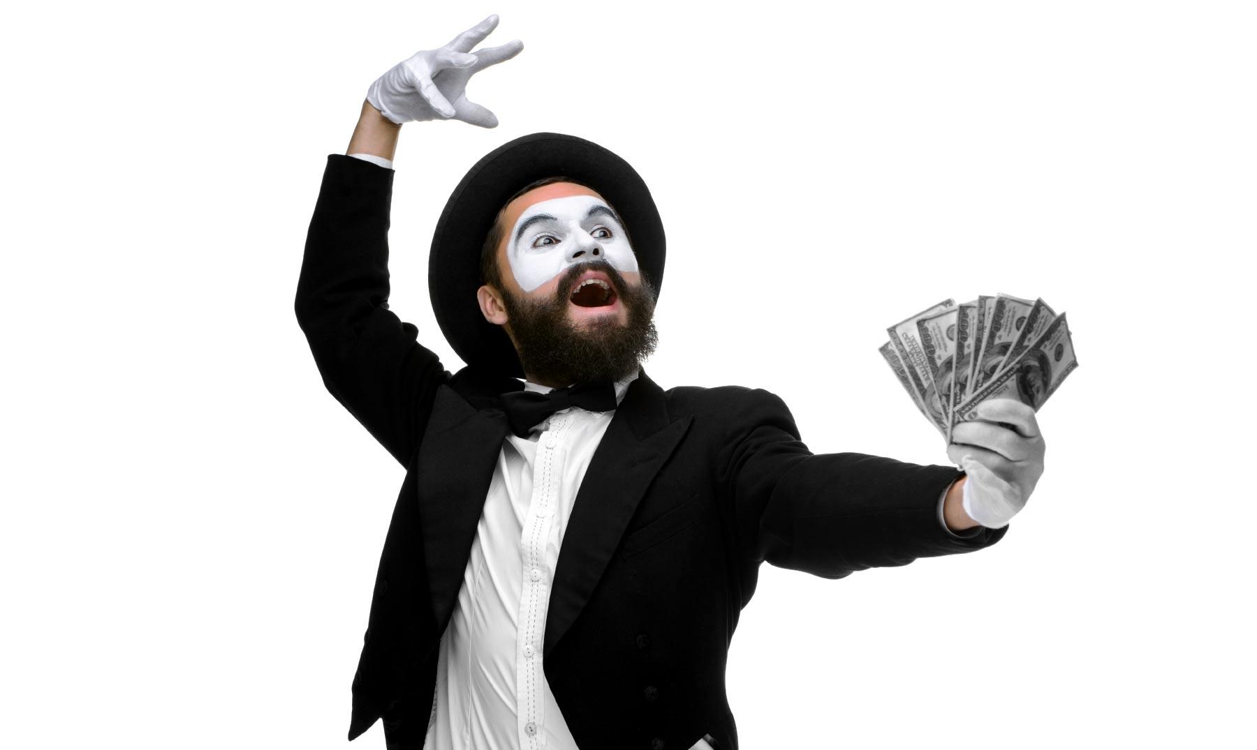 mimo-expresando-magia-ganar-dinero-sin-trabajar