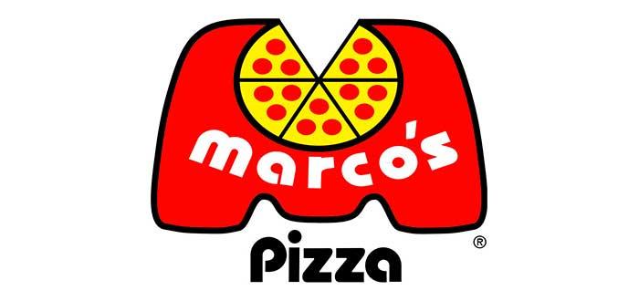logo de la franquicia Marco's Pizza