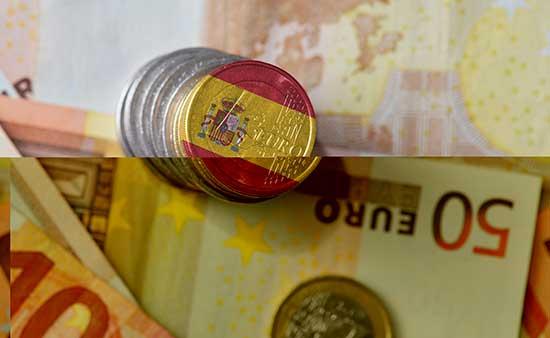 monedas-euro-bandera-España