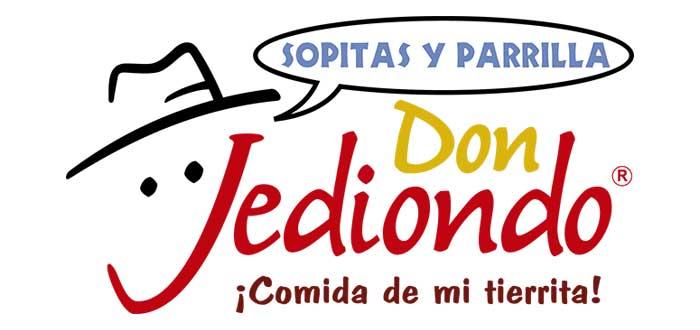 logo de Don Jediondo, una de las franquicias en colombia