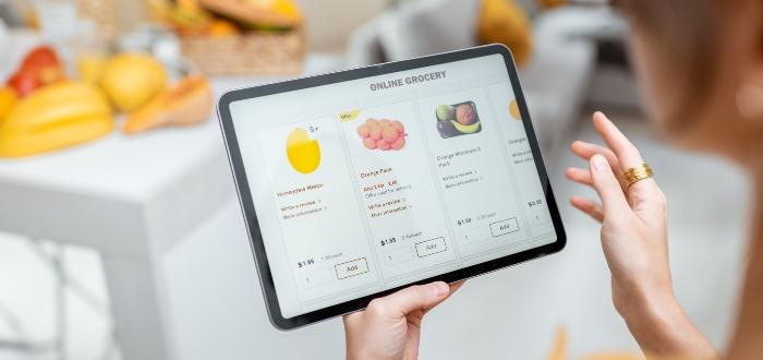 Negocio agrícola online