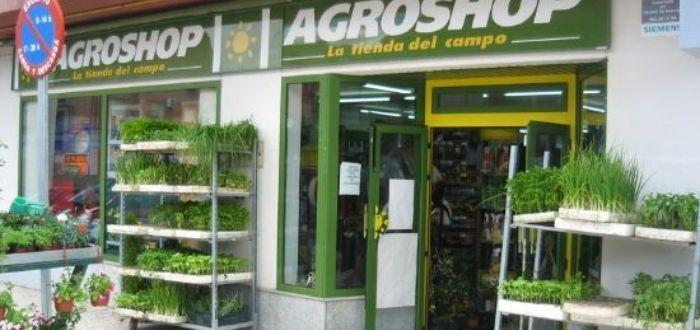 Franquicias agropecuarias, Tienda Agroshop