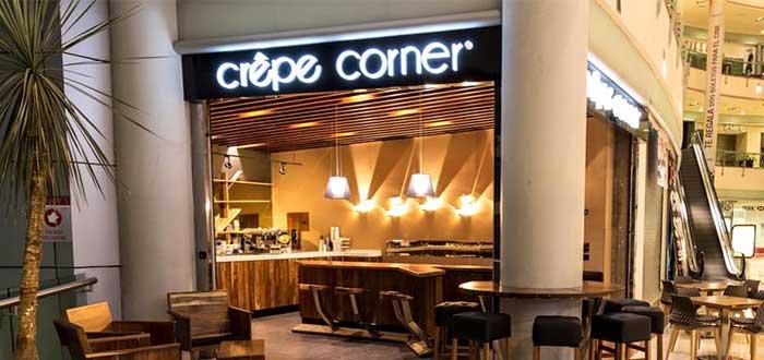 Crepe Corner - Franquicia