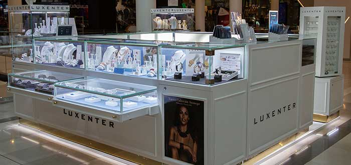 Luxenter - Franquicia shop in shop