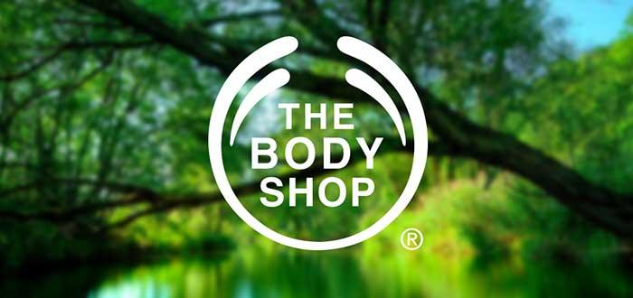 logo franquicia The Body Shop