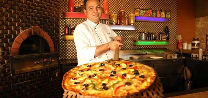 Comenzar un negocio de pizzas en casa a domicilio