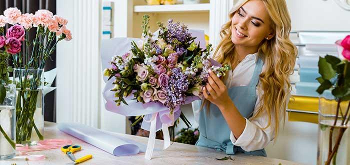 Cómo iniciar una floristería