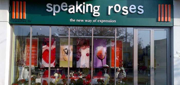 Speaking roses - Franquicia de venta de flores