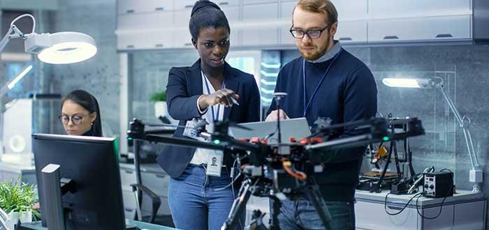 Rentabilidad del negocio de drones