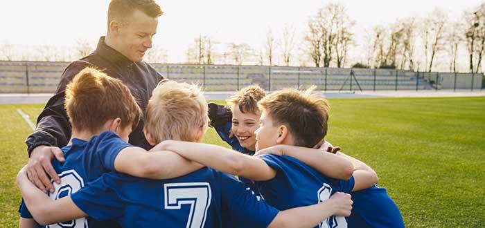 Academia de fútbol - Negocios deportivos