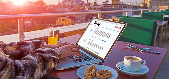 Blog de viajes o revista digital