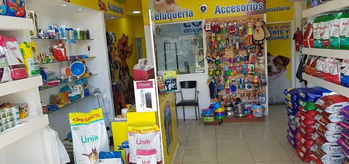 Alem Pet Shop - Franquicia