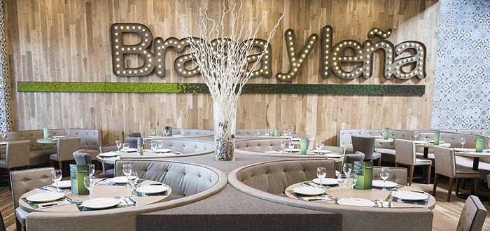 Brasayleña franquicia restaurantes