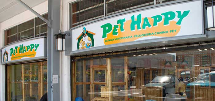 Pet Happy - Franquicia