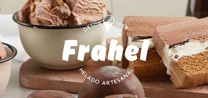 Franquicias argentinas Frahel Helado Artesanal