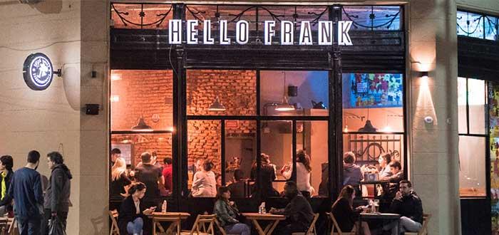 Franquicias de hamburguesas en Argentina - Hello Frank