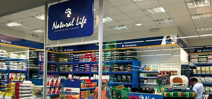 Natural Life - Franquicias de tiendas para mascotas